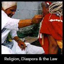 Religion, Diaspora & Law